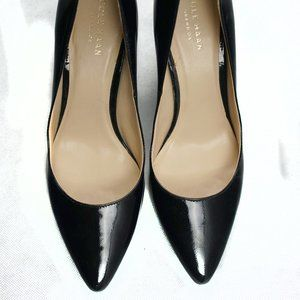 Patent Leather Cole Haan Heels in Black